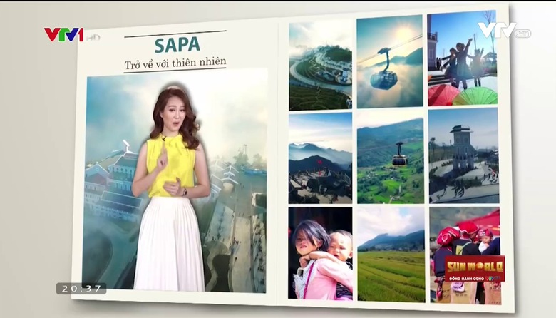 VTVTrip - Du lịch cùng VTV: Sapa - Trở về với thiên nhiên