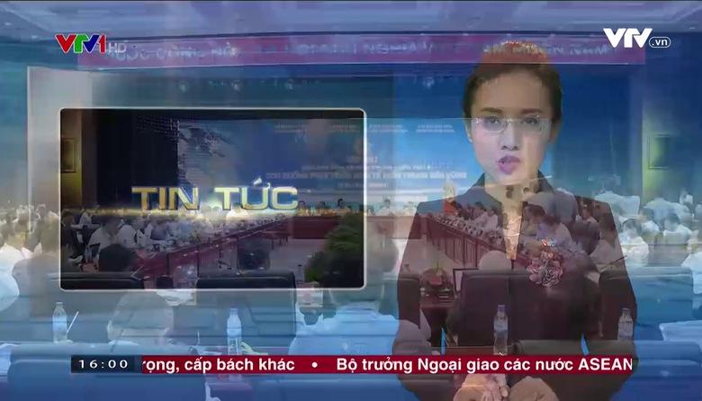 Thời sự 16h VTV1 - 25/9/2017