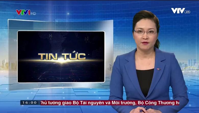 Thời sự 16h VTV1 - 26/9/2017