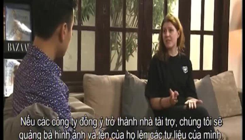 Việt Nam trong tim tôi: SARAH RYAN - Phần 2: Cho đi để nhận lại niềm vui.