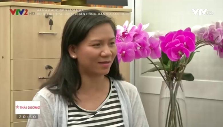 Hạnh phúc đến mọi nhà: Điều trị bệnh viêm chân lông bằng thảo dược