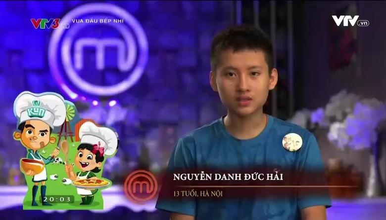 Vua đầu bếp nhí - 25/12/2016