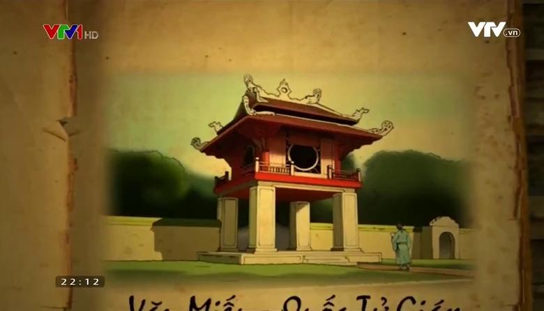 Hào khí ngàn năm: Việc khoa cử dưới thời vua Trần Thái Tông