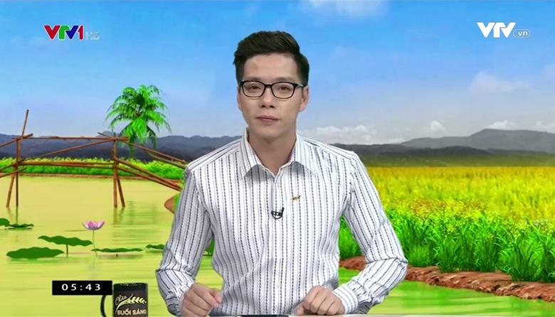 Bản tin thời tiết nông vụ - 22/3/2017