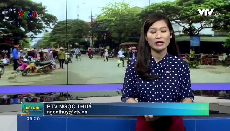 Kết nối miền Trung - 24/3/2017