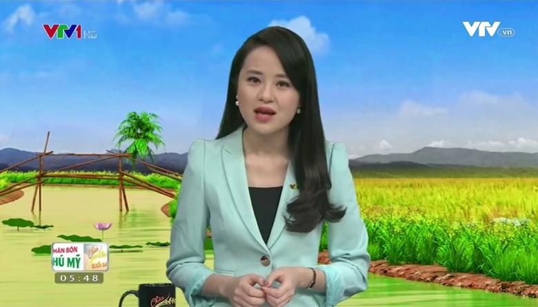 Bản tin thời tiết nông vụ - 24/3/2017