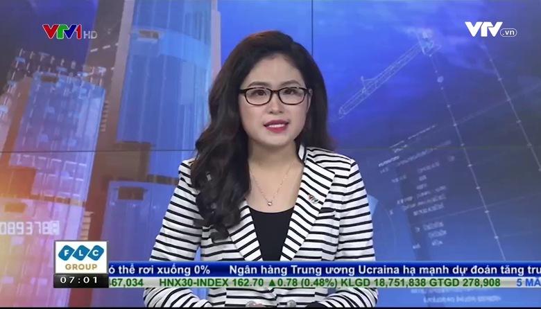 Tài chính kinh doanh sáng - 24/3/2017