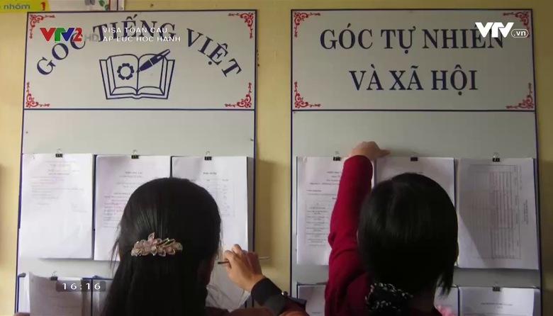 Visa toàn cầu : Áp lực học hành