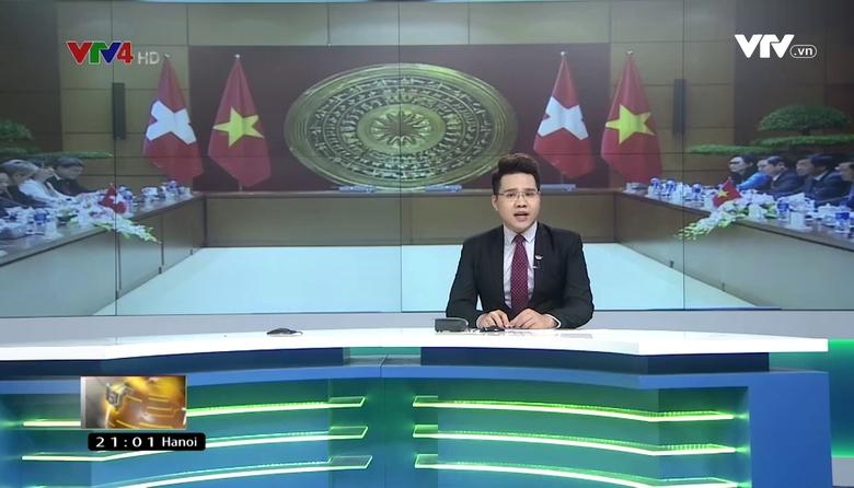 Bản tin tiếng Việt 21h - 29/3/2017