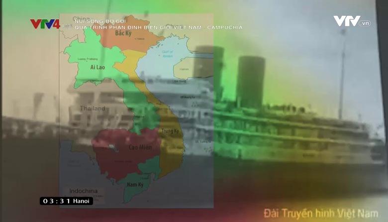 Núi sông bờ cõi: Quá trình phân định biên giới Việt Nam - Campuchia