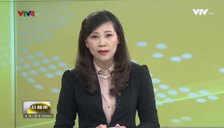 Bản tin tiếng Trung - 21/4/2017