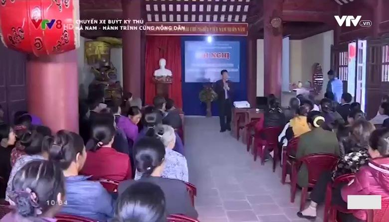 Chuyến xe buýt kỳ thú: Hà Nam - Hành trình cùng nông dân