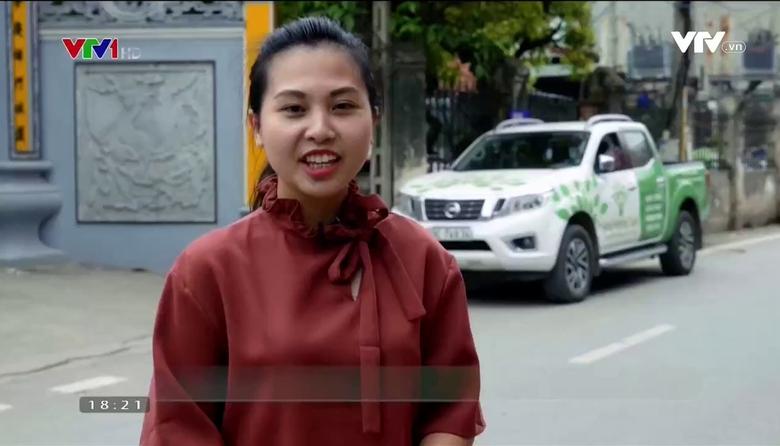 Nông nghiệp sạch: Bánh cuốn Thanh Trì sản phẩm nông nghiệp TP. Hà Nội