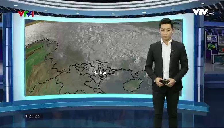 Bản tin thời tiết 12h30 - 26/4/2017