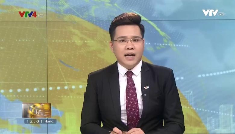 Bản tin tiếng Việt 12h - 26/4/2017