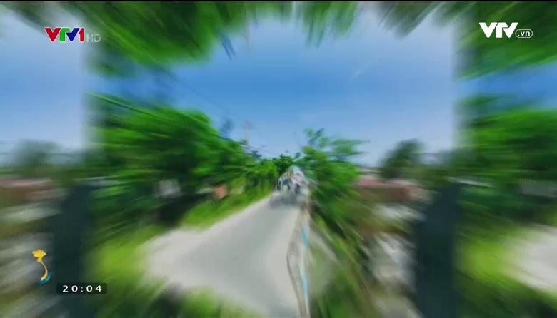S - Việt Nam: Ghé thăm làng bích họa Tam Thanh