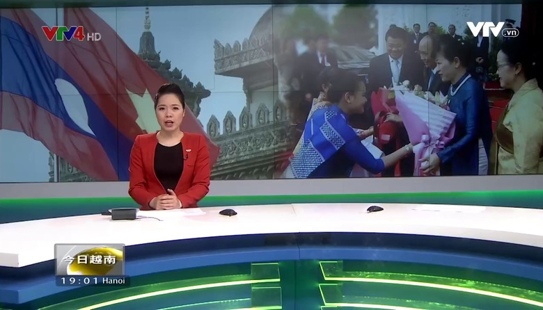 Bản tin tiếng Trung - 27/4/2017
