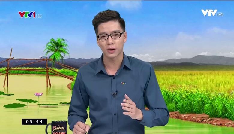 Bản tin thời tiết nông vụ - 28/4/2017