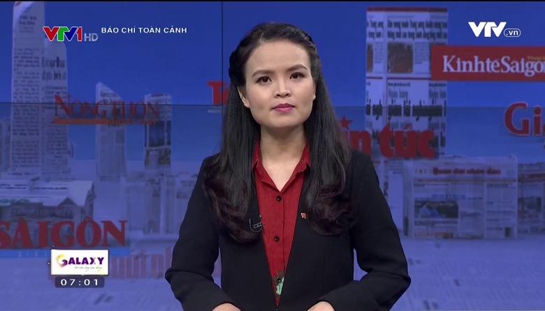 Báo chí toàn cảnh - 14/5/2017
