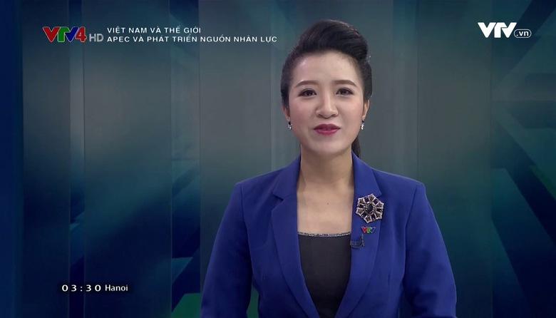 Việt Nam và Thế giới: APEC và phát triển nguồn nhân lực
