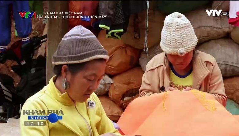 Khám phá Việt Nam: Tà Xùa thiên đường trên mây