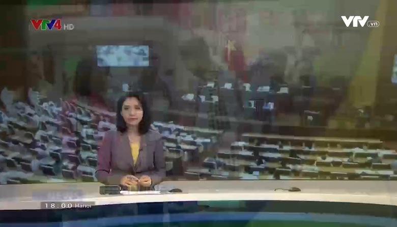 Bản tin tiếng Anh 18h - 24/5/2017