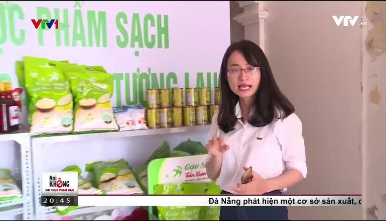 Nói không với thực phẩm bẩn (20h40) - 24/5/2017