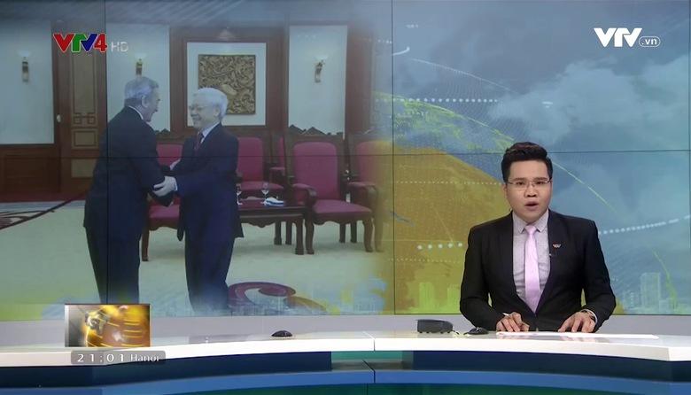 Bản tin tiếng Việt 21h - 24/5/2017