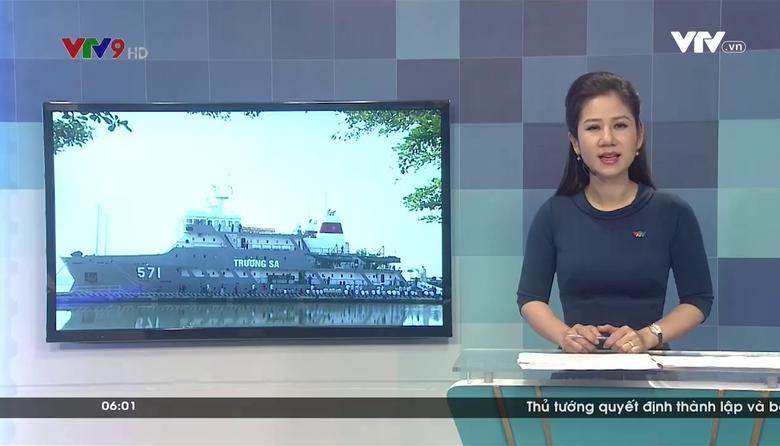 Sáng Phương Nam - 26/5/2017