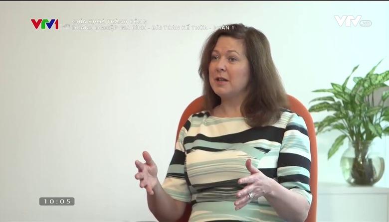 Chìa khóa thành công: Doanh nghiệp gia đình - Bài toán kế thừa - Phần 1