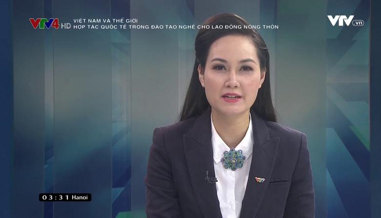 Việt Nam và Thế giới: Hợp tác quốc tế trong đào tạo nghề cho lao động nông thôn
