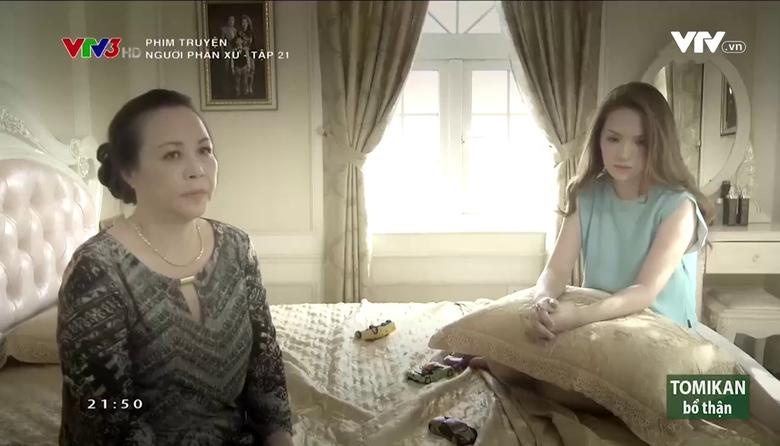 Phim truyện: Người phán xử - Tập 21