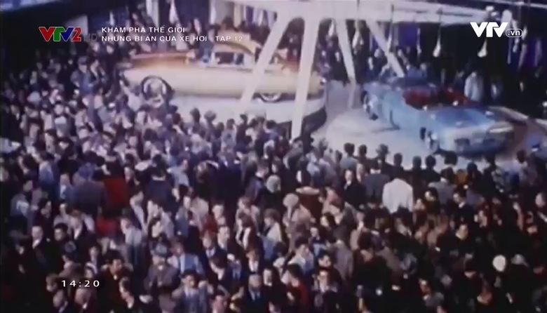 Khám phá thế giới: Những bí ẩn của xe hơi - Tập 12