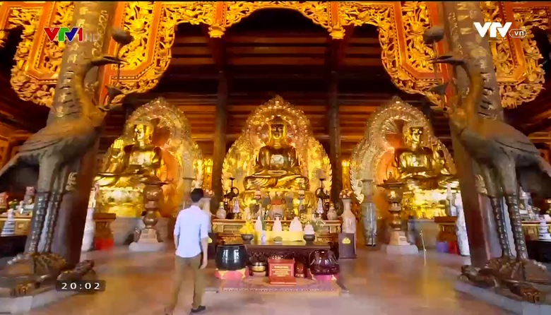S - Việt Nam: Ngôi chùa nắm giữ nhiều kỷ lục nhất Việt Nam