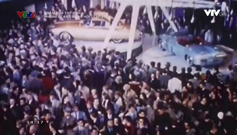Khám phá thế giới: Những bí ẩn của xe hơi - Tập 21