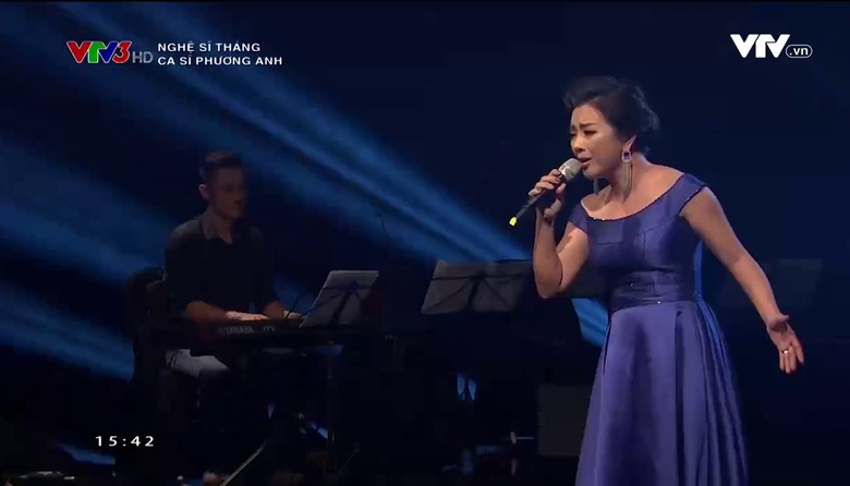 Nghệ sĩ tháng: Ca sĩ Phương Anh