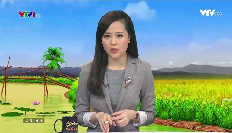 Bản tin thời tiết nông vụ - 29/6/2017