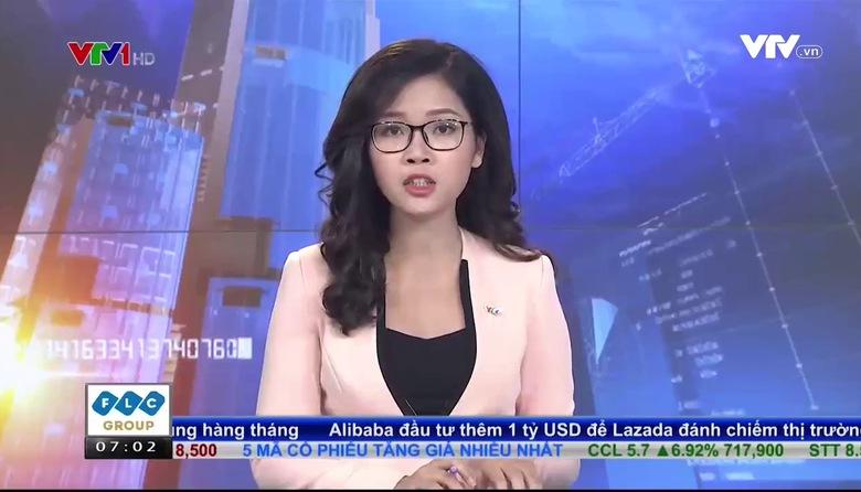Tài chính kinh doanh sáng - 29/6/2017