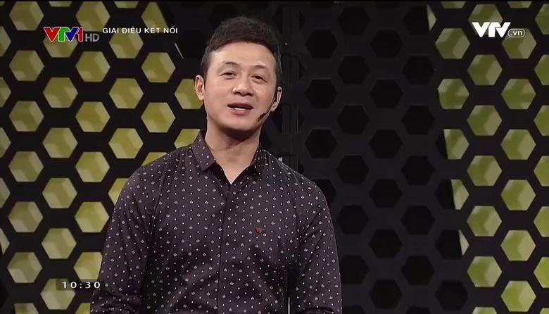 Giai điệu kết nối: BLV Quang Huy