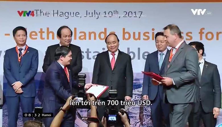 Bizline: Việt Nam - EU hợp tác phát triển năng lượng bền vững
