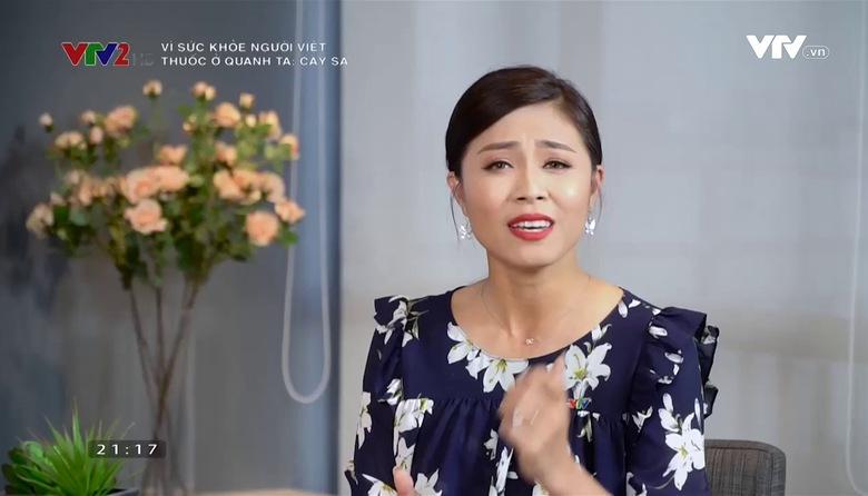 Vì sức khỏe người Việt: Cây sả