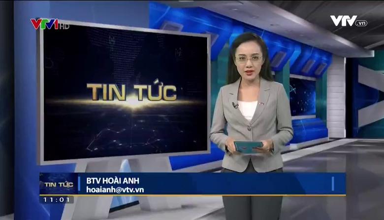 Thời sự 11h VTV1 - 20/7/2017
