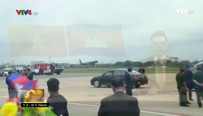 Bản tin tiếng Việt 12h VTV4 - 20/7/2017