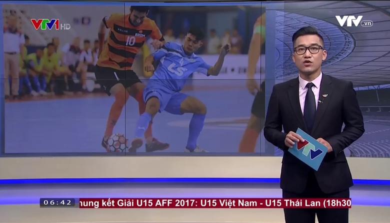 Thể thao sáng - 21/7/2017