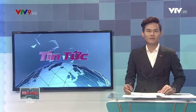 Tin tức 10h VTV9 - 21/7/2017