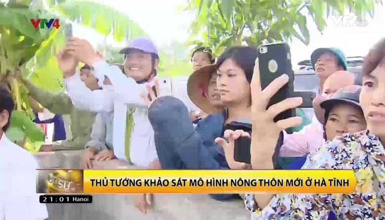 Bản tin tiếng Việt 21h VTV4 - 23/7/2017