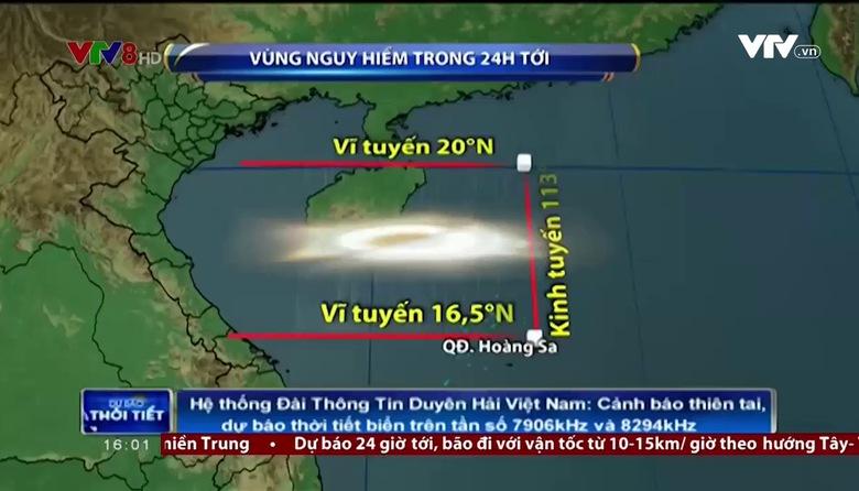 Bản tin 16h VTV8 - 24/7/2017