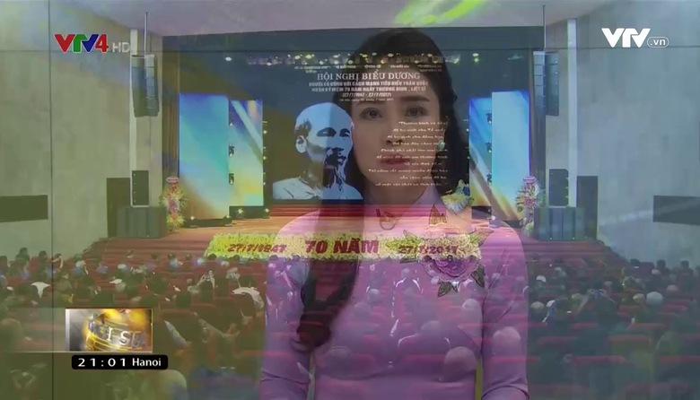 Bản tin tiếng Việt 21h VTV4 - 26/7/2017