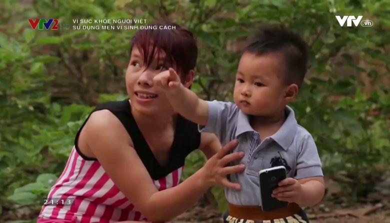 Vì sức khỏe người Việt: Cùng con khôn lớn - Sử dụng men vi sinh đúng cách