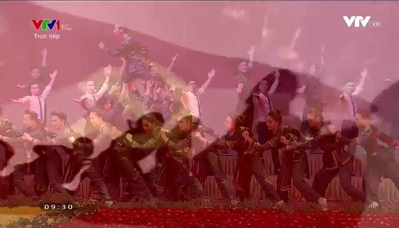 Mít tinh kỷ niệm 70 năm ngày thương binh, liệt sỹ - 27/7/2017